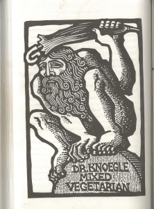 "David Frampton's illustration for ""Dr. Knoegle's End"""
