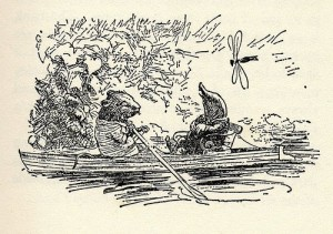 Illustrated by E. H. Shepard