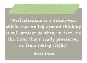 perfectionism-quote
